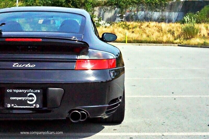 2001 Porsche 911 CARRERA full