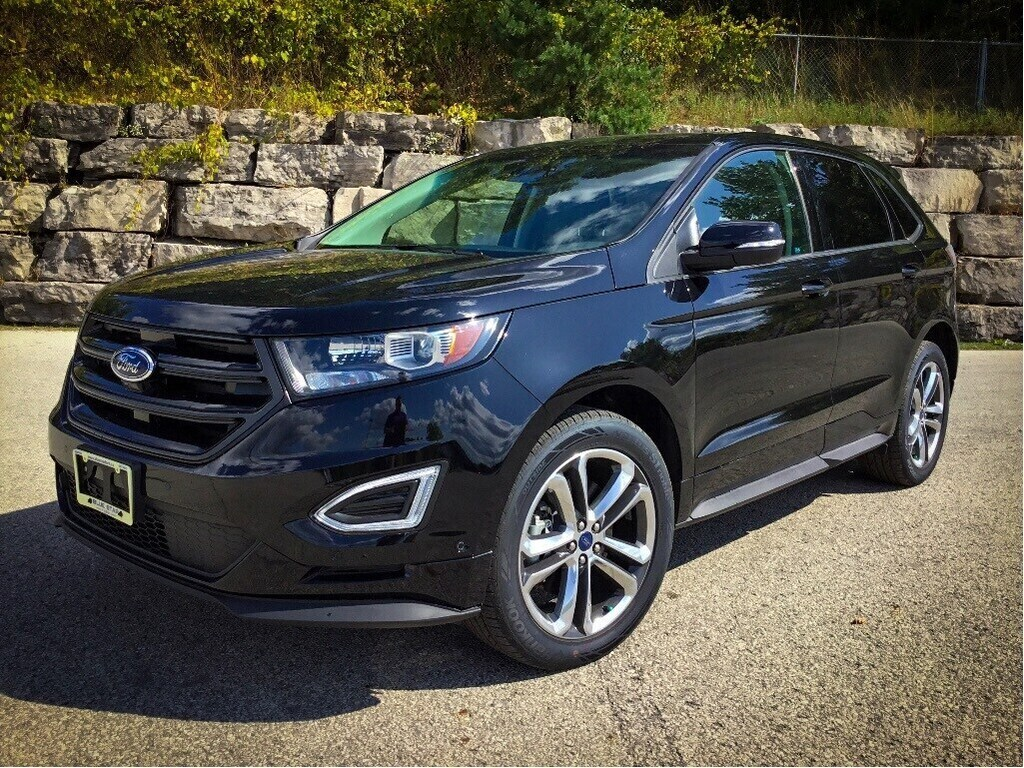 2018 Ford Edge SPORT AWD   REMAINING 2018   ONLY 75KMS!!