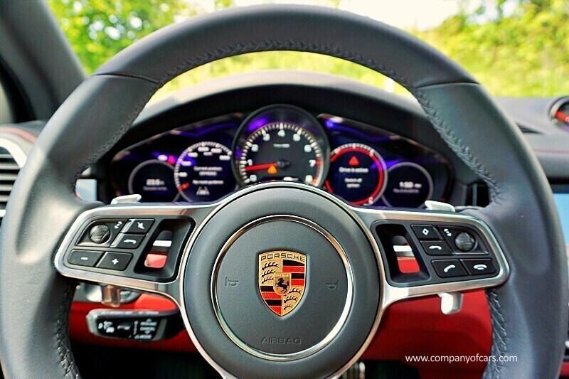 2019 Porsche Cayenne full