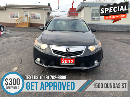 pre-owned TSX