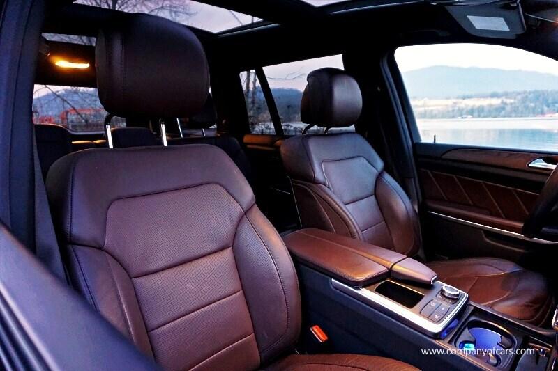 2014 Mercedes-Benz GL-Class full