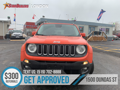 pre-owned Renegade