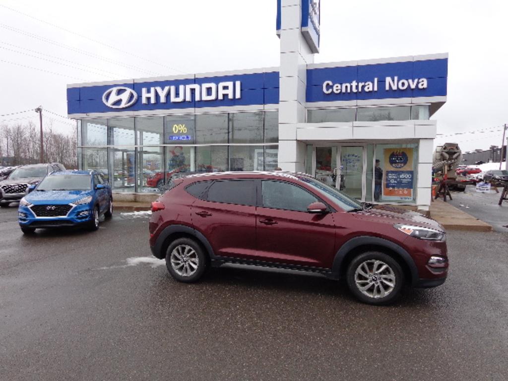 2016 Hyundai Tucson AWD 4dr 2.0L Premium