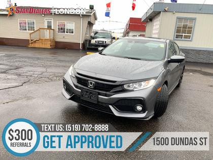 used Honda Civic Hatchback