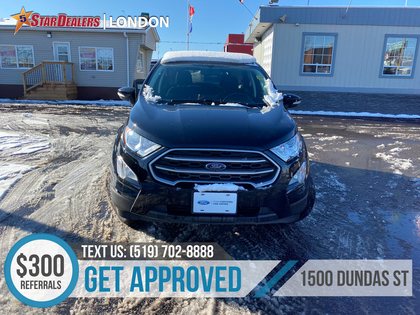 pre-owned EcoSport