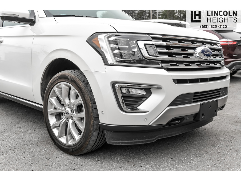 2018 Ford Expedition Max LIMITED MAX