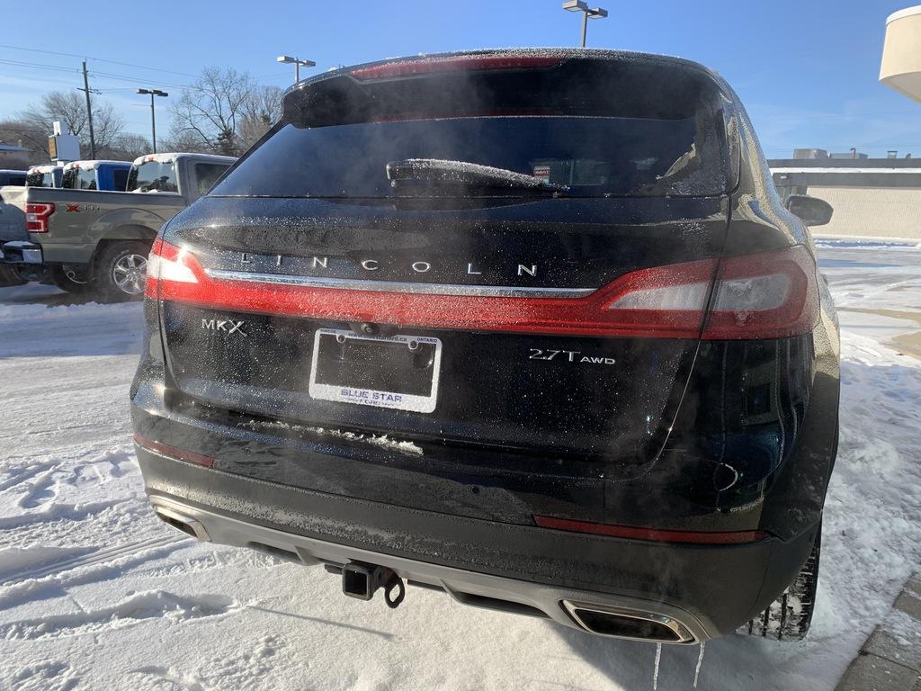 2017 Lincoln MKX RESERVE 2.7L   TRAILER TOW   REVEL AUDIO   360 CAM