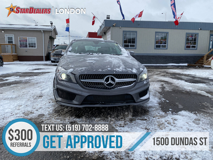 pre-owned CLA-Class