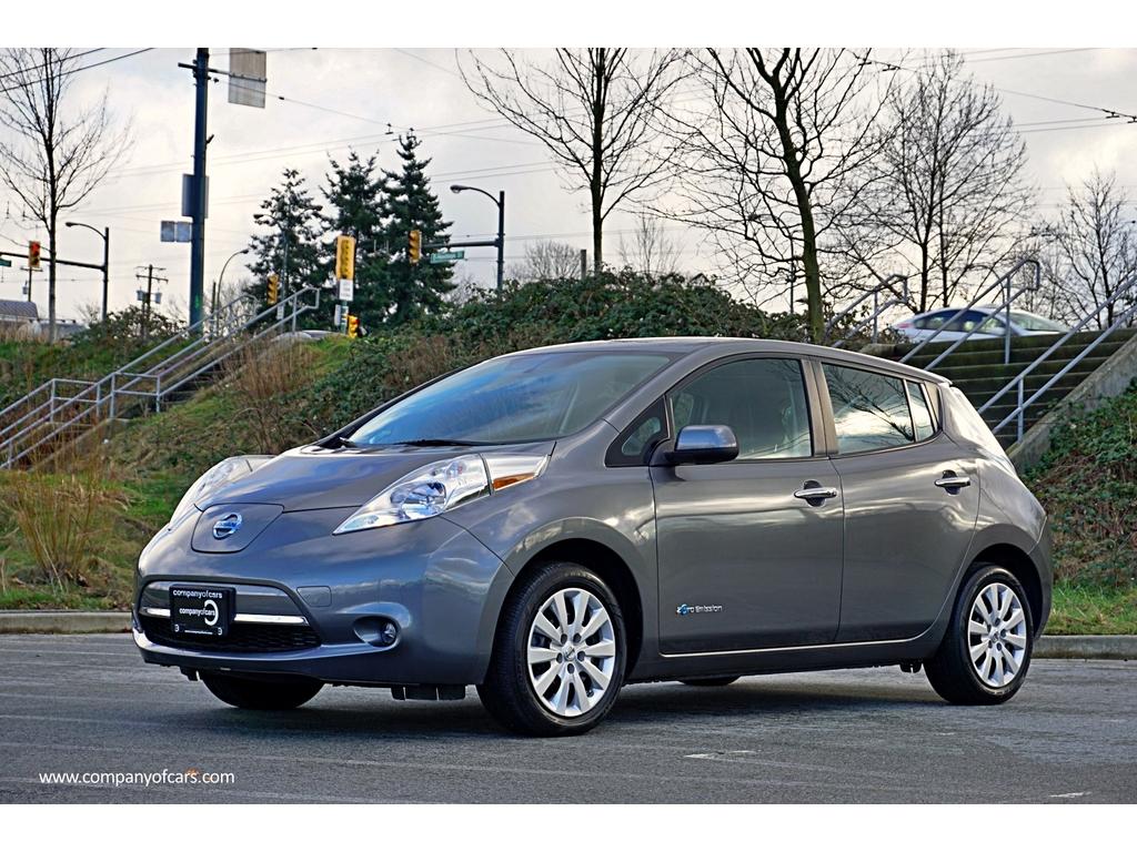 2016 Nissan LEAF full