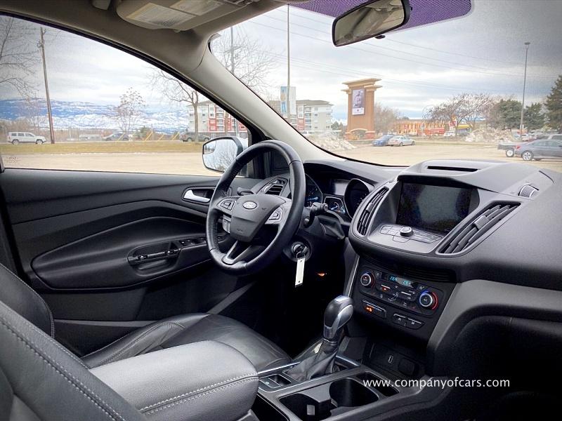 2018 Ford Escape full