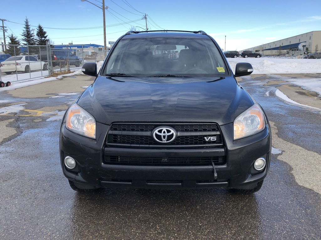 Pre-Owned 2012 Toyota RAV4 4WD V6 Sport / Sunroof
