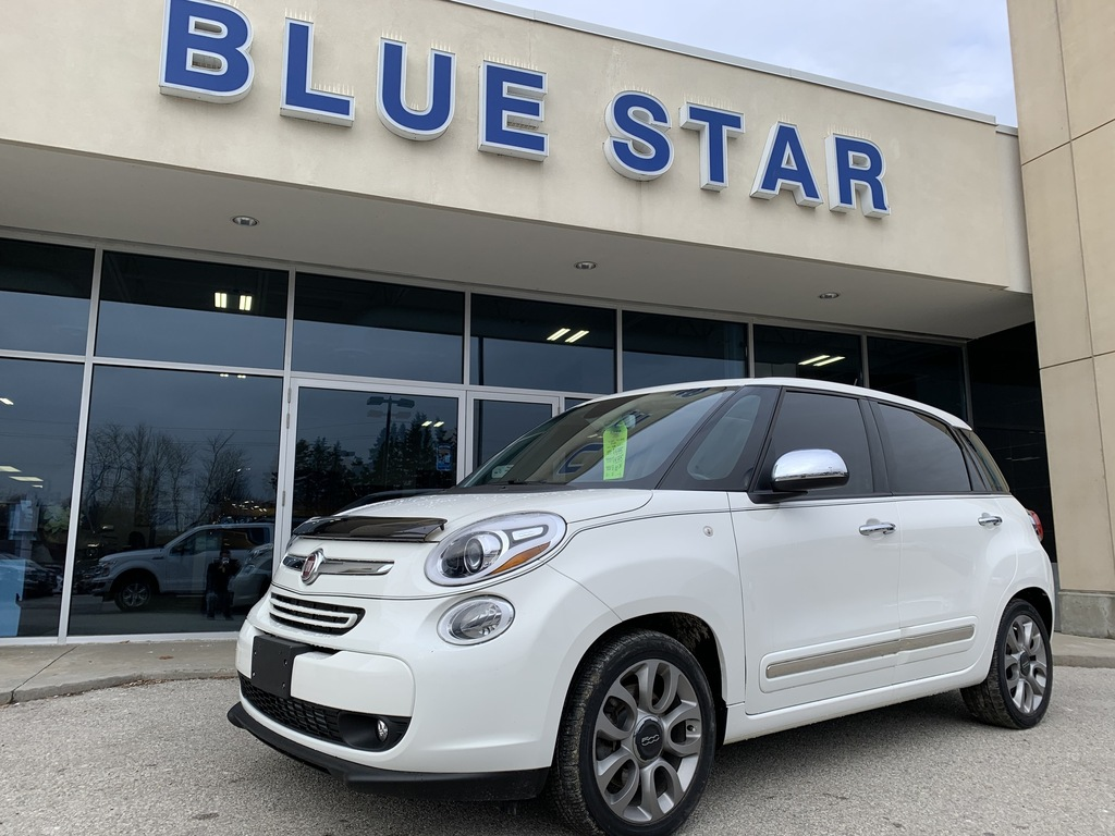 2015 Fiat 500L 5dr 500L LOUNGE   NAV   LEATHER   ROOF