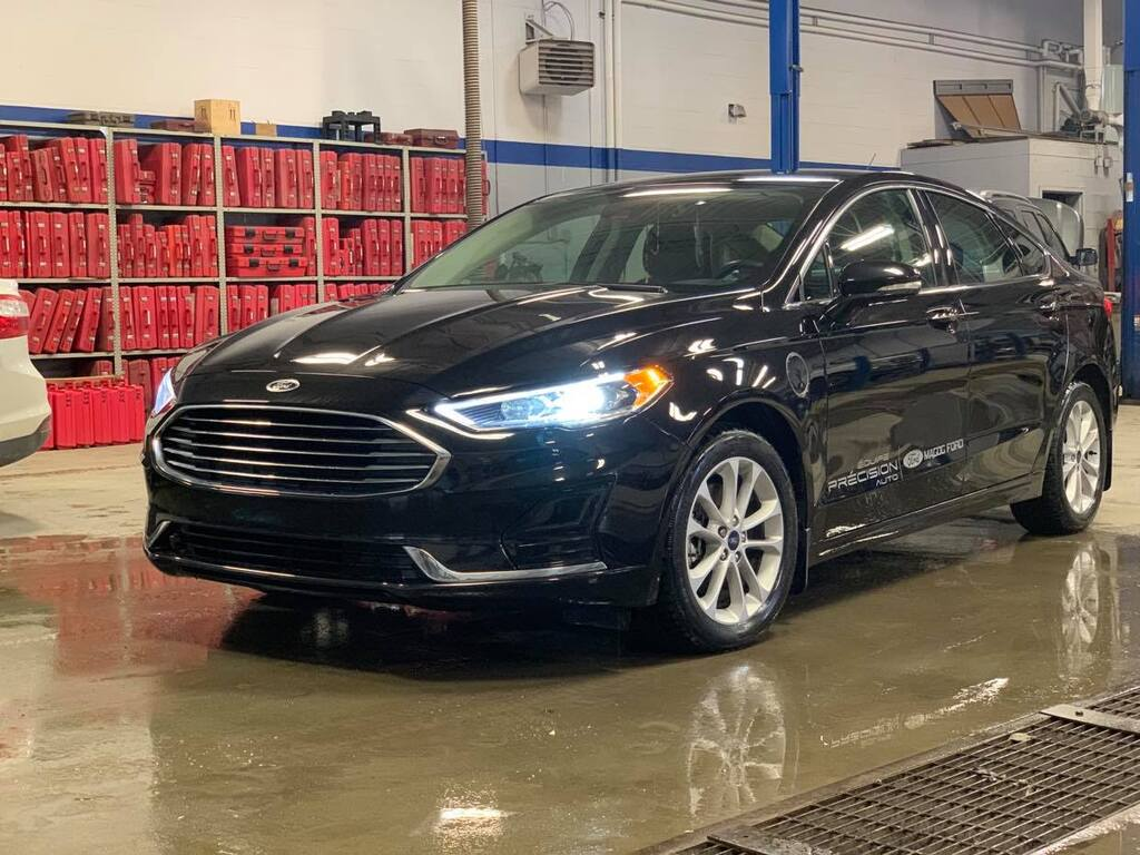 2019 Ford Fusion Energi SEL FWD