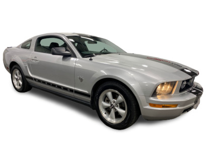 2009 Ford Mustang 2dr Cpe Automatic New Tires Stripes low km's