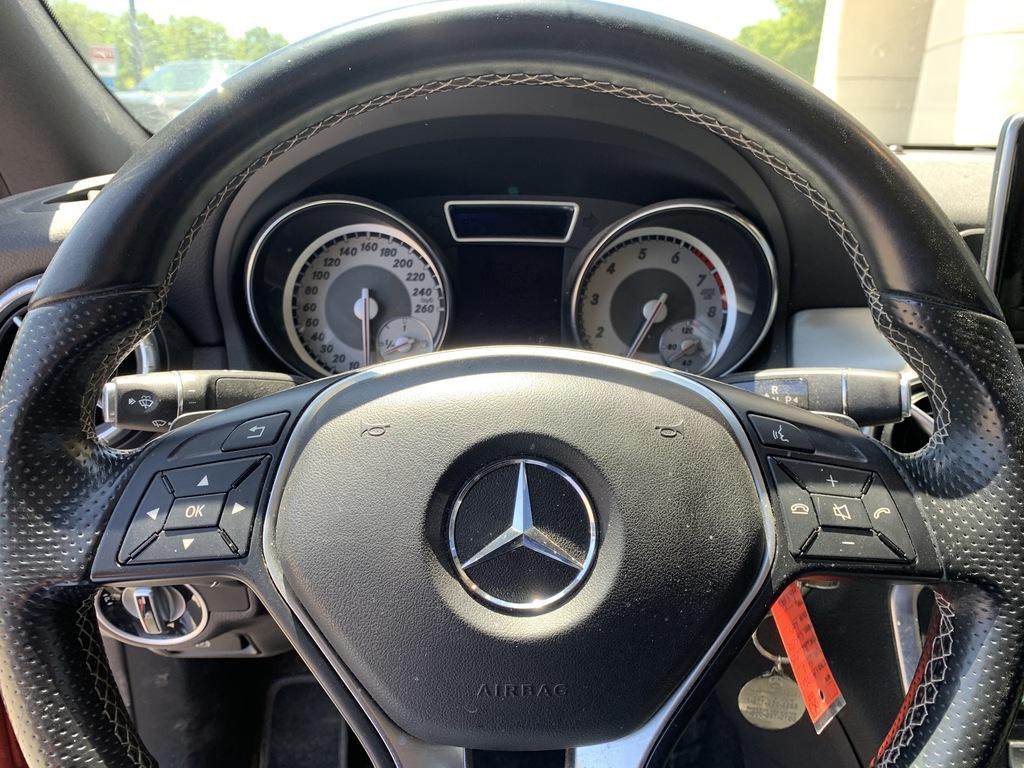 2014 Mercedes-Benz CLA-Class 4dr Sdn CLA250 FWD