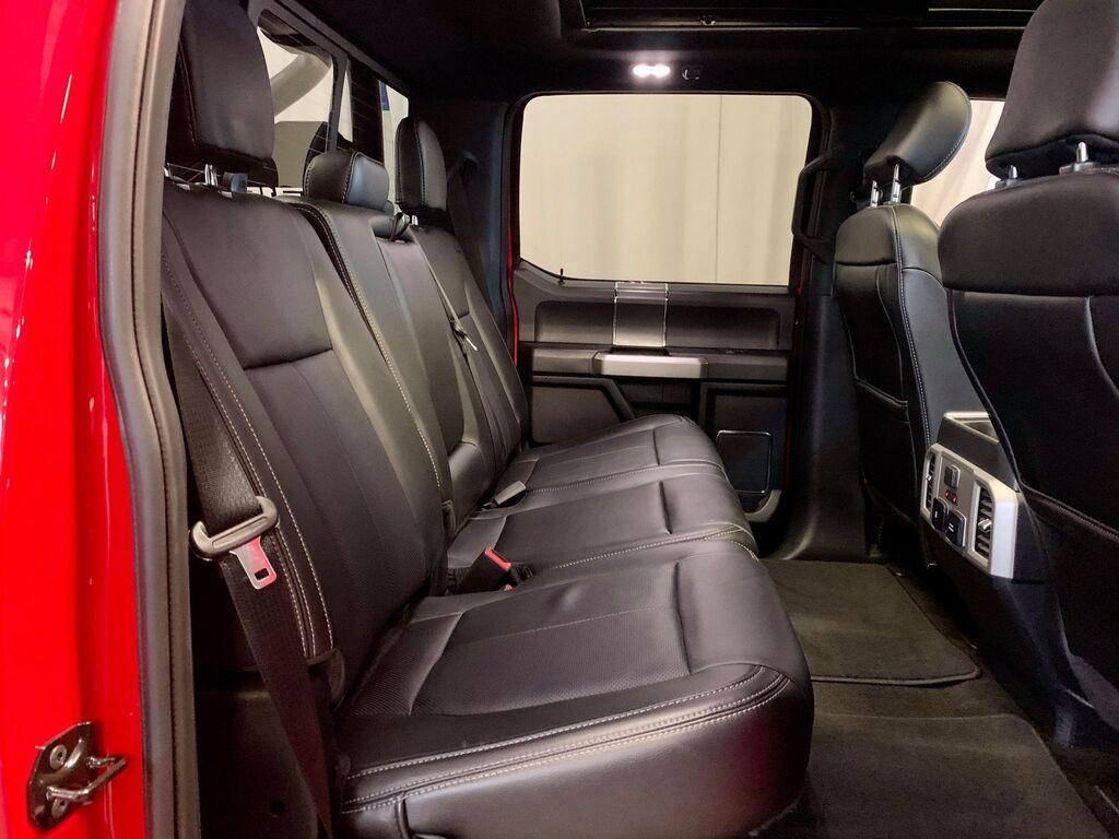 2019 Ford F-150 LARIAT 4WD SuperCrew 6.5 Box