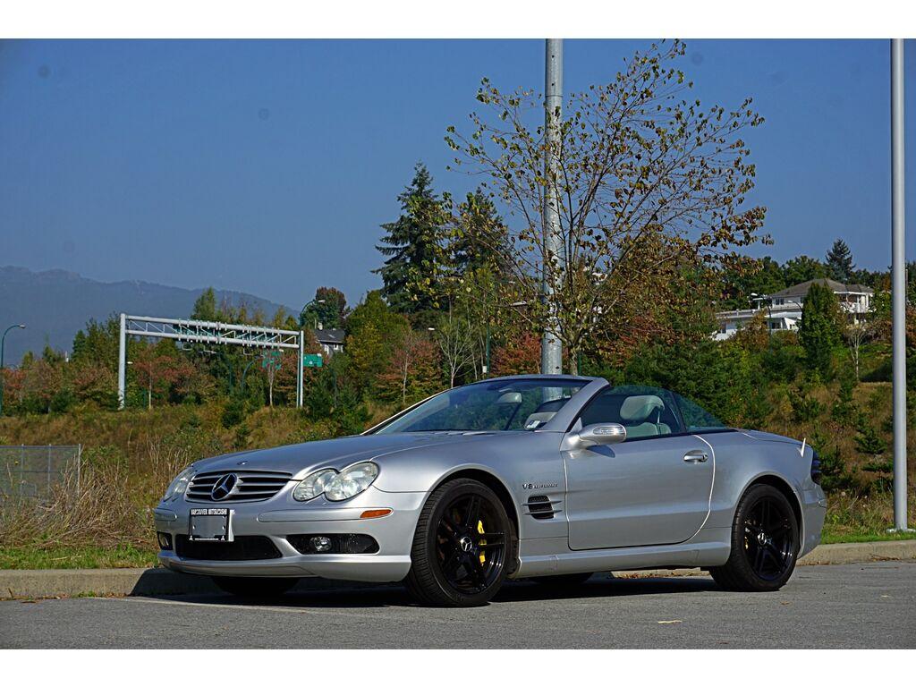 2005 Mercedes-Benz SL-Class full
