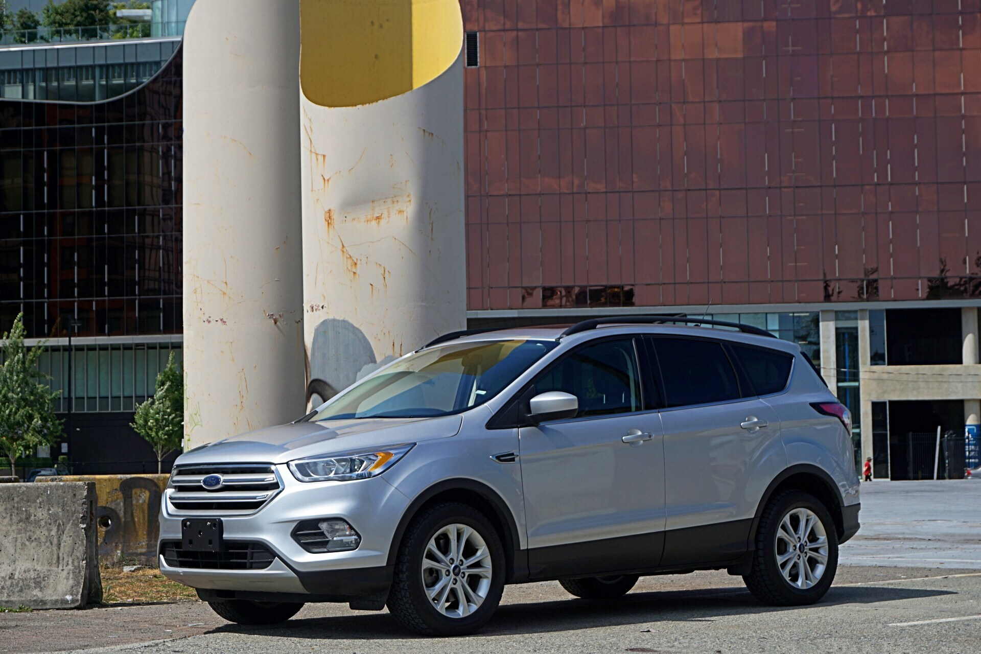 2018 Ford Escape full