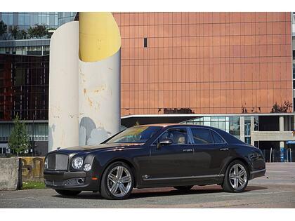 2011 Bentley Mulsanne full