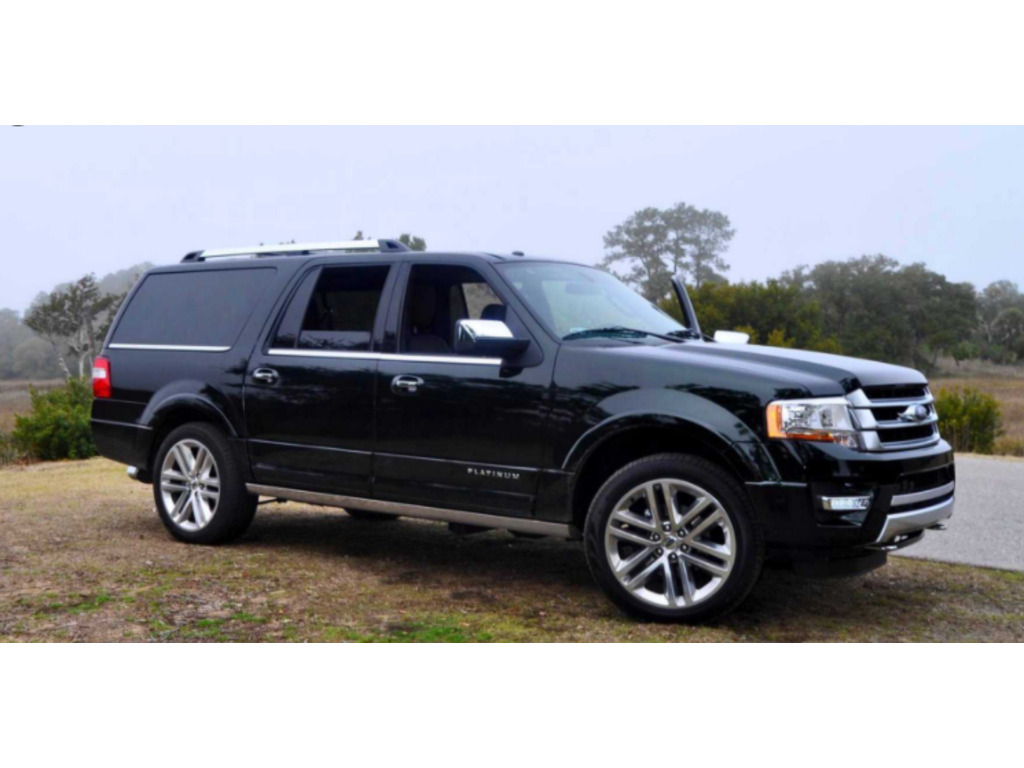 2017 Ford Expedition Max 4WD 4dr Platinum