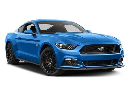 2017 Ford Mustang 2dr Fastback GT Recaro Seats Track Pack 6spd