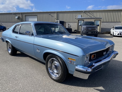 1973 Chevrolet Nova 427 V8 400 Turbo Automatic Lumpy Cam