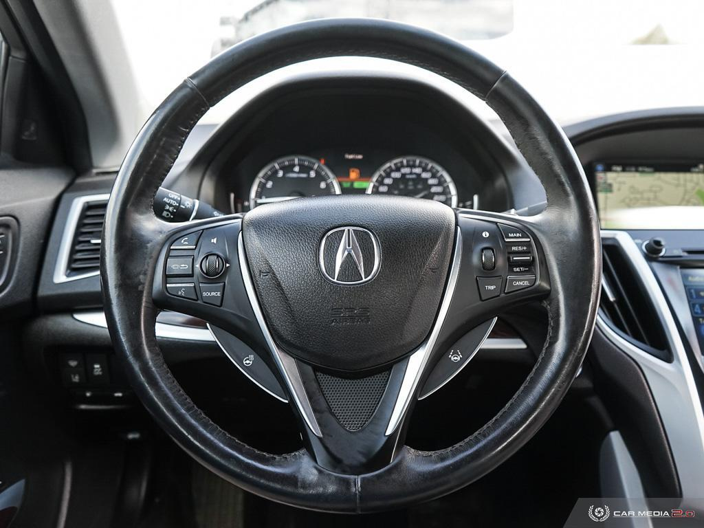 2017 Acura TLX SH-AWD w/Technology Package