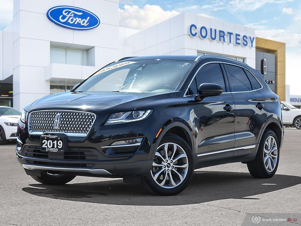2019 Lincoln MKC Moonroof Heated Seats Navigation BLISS