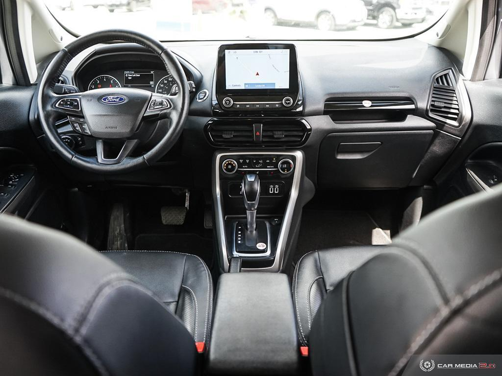 2020 Ford EcoSport Navigation, Heated Seats/Steering Wheel Remote Sta