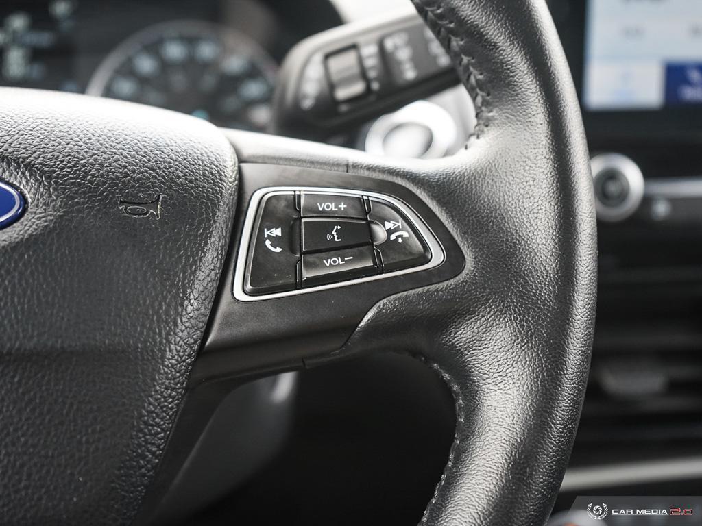 2020 Ford EcoSport Heated Steering Wheel/Seats Navigation B&O Aud