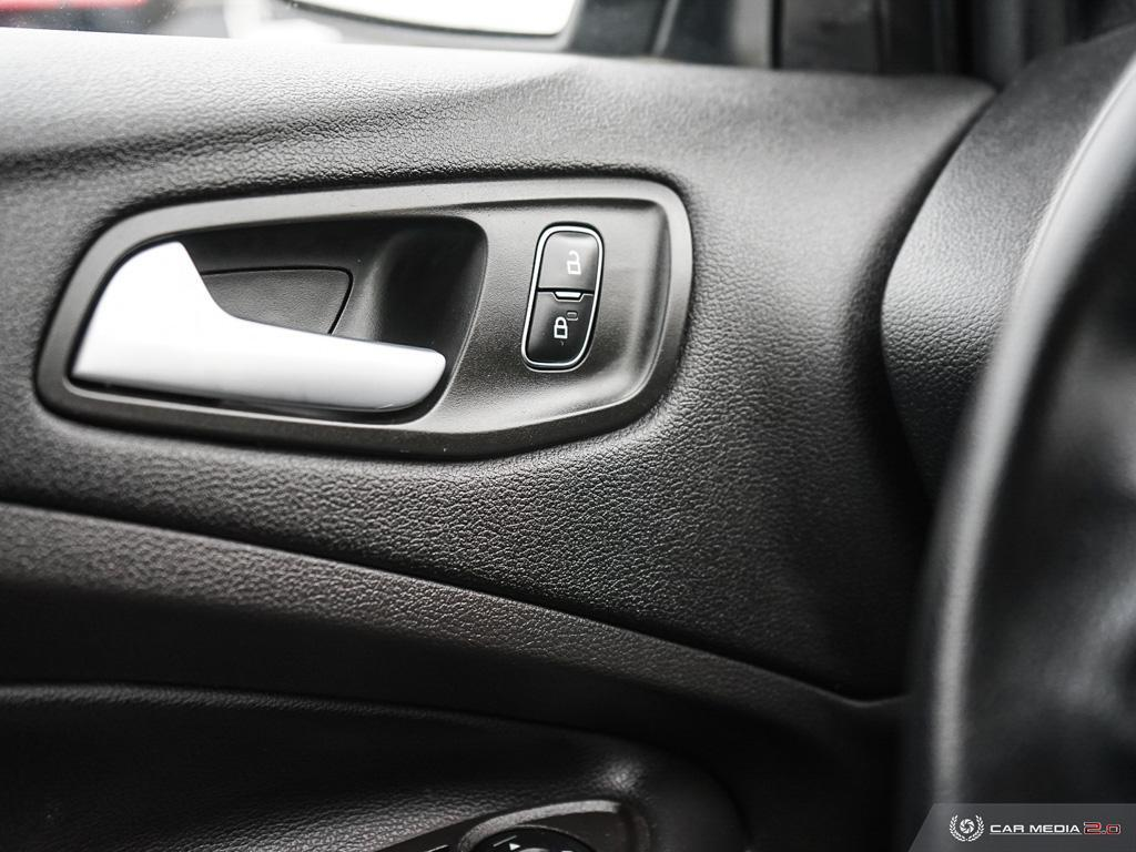 2018 Ford Escape Sport Appearance Package Heated Seats