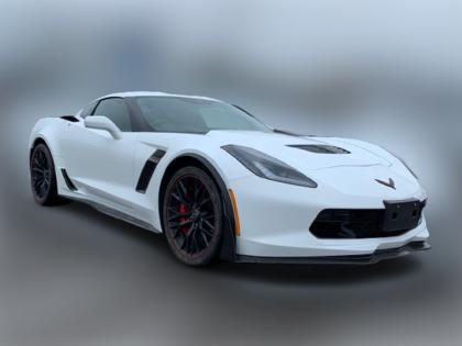 2019 Chevrolet Corvette 2dr Z06 Cpe w-3LZ Z07 CompSeats 7spd Carbon Dash
