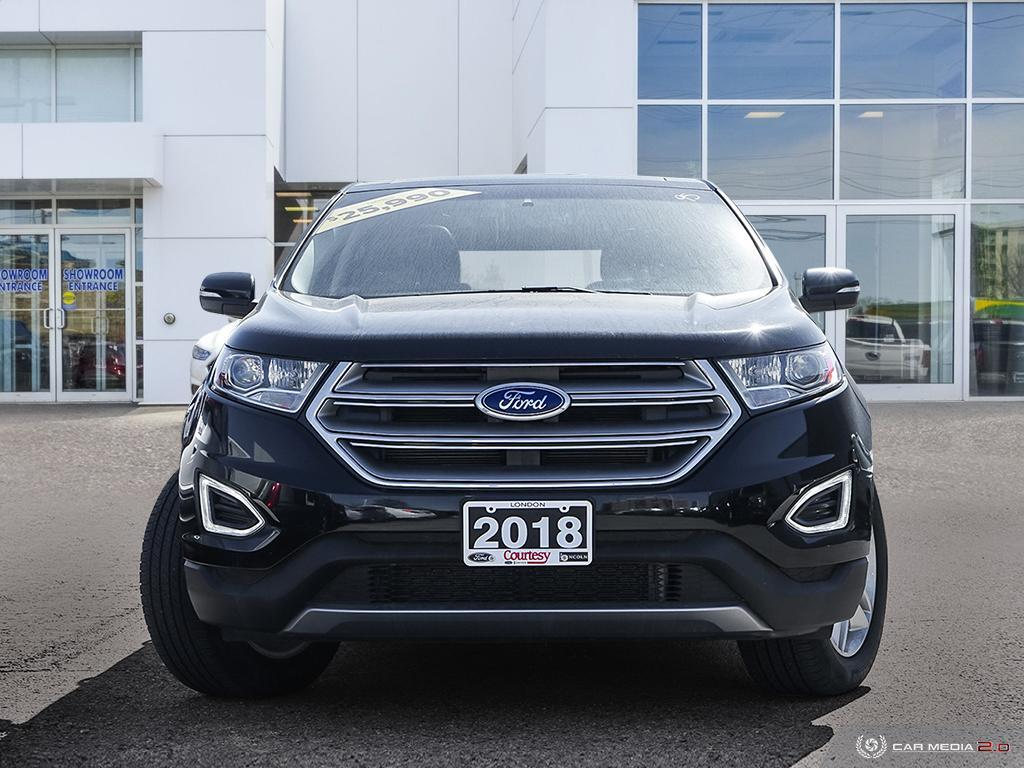 2018 Ford Edge 3.5L V6 Leather Navigation Moonroof Heated Seats