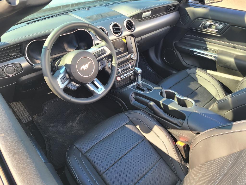 2021 Ford Mustang GT Premium Convertible