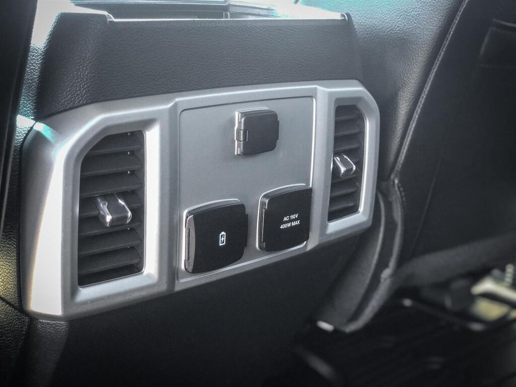2017 Ford F-150 LARIAT   3.5L V6 ECOBOOST   4X4   MOONROOF   VOICE