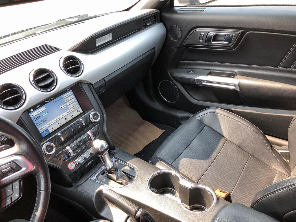 2016 Ford Mustang GT PREMIUM   5.0L V8   RWD   CONVERTIBLE   REVERSE