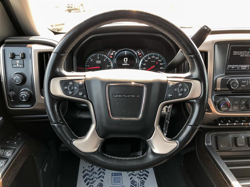 2018 GMC Sierra 1500 DENALI   6.2L V8   4X4   MOONROOF   HEATED/COOLED