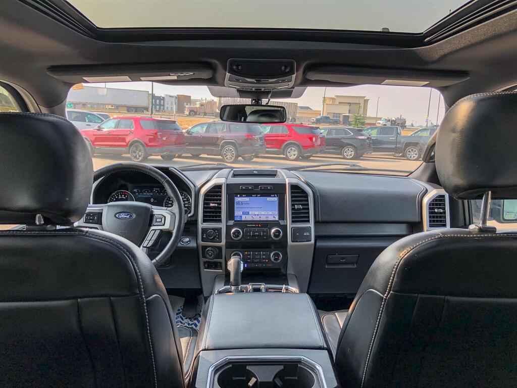 2019 Ford F-150 LARIAT   3.5L V6 ECOBOOST   4X4   NAV   HEATED STE