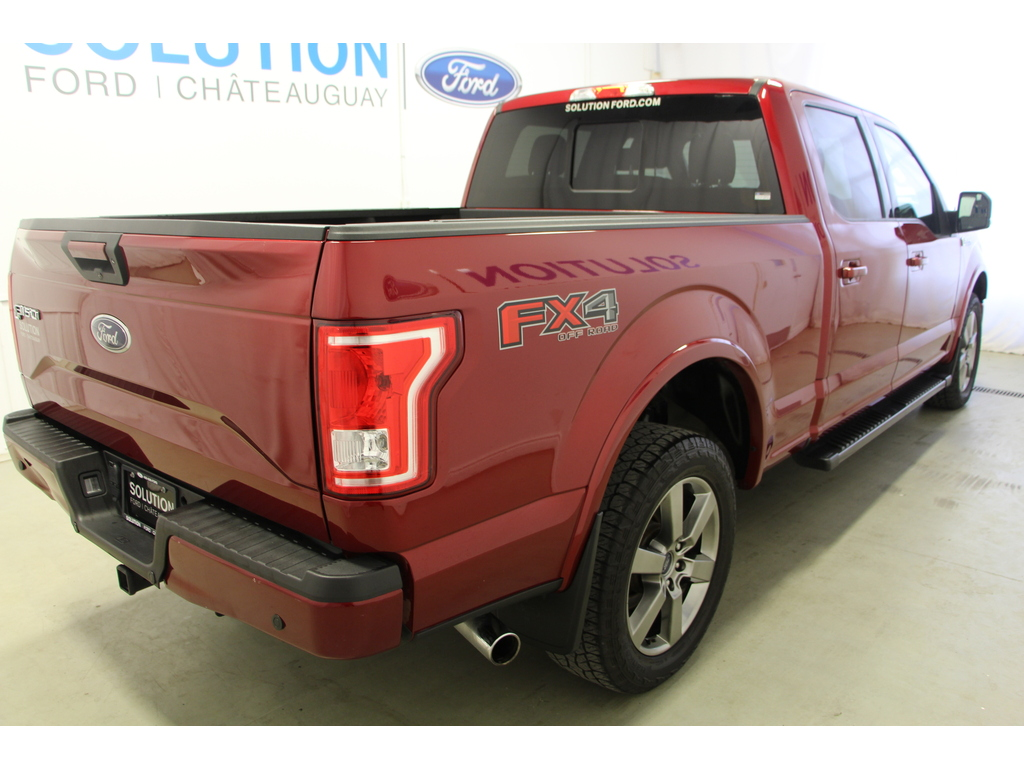 Ford F-150 2017 Châteauguay - photo #3