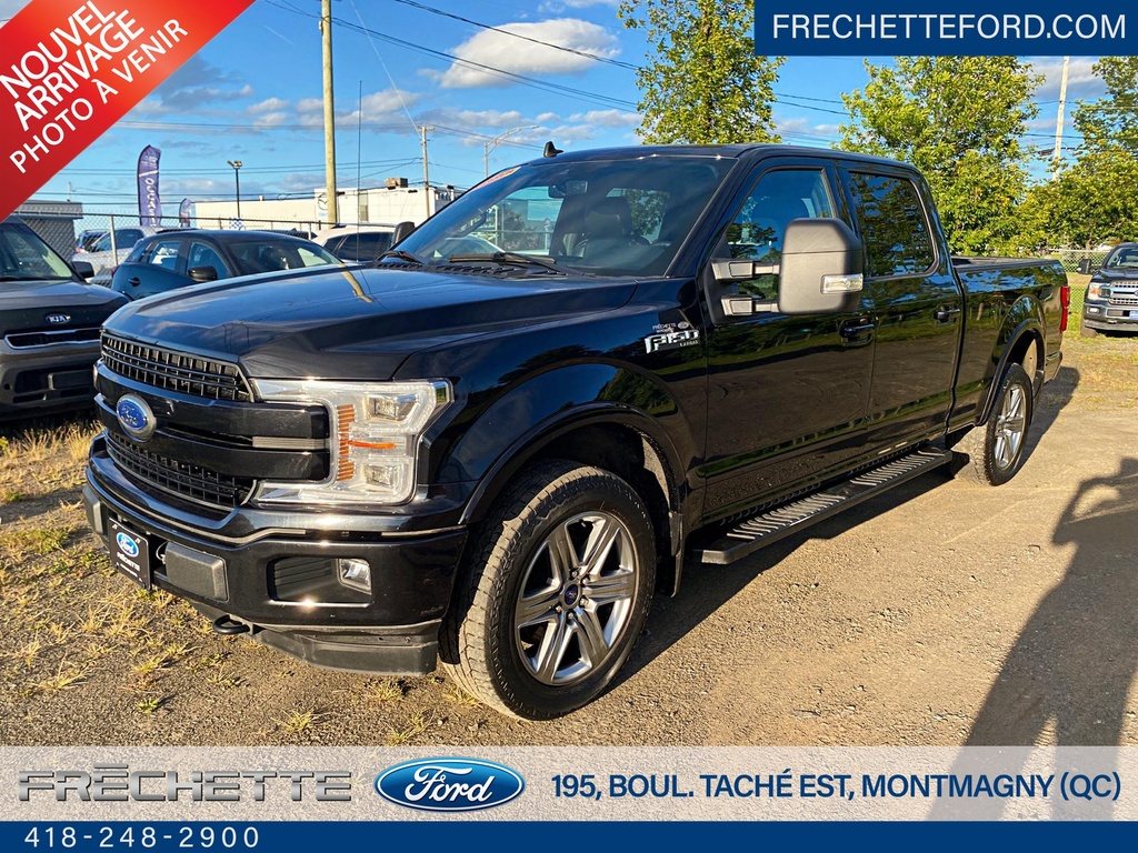 Ford F-150 2019 Montmagny - photo #0