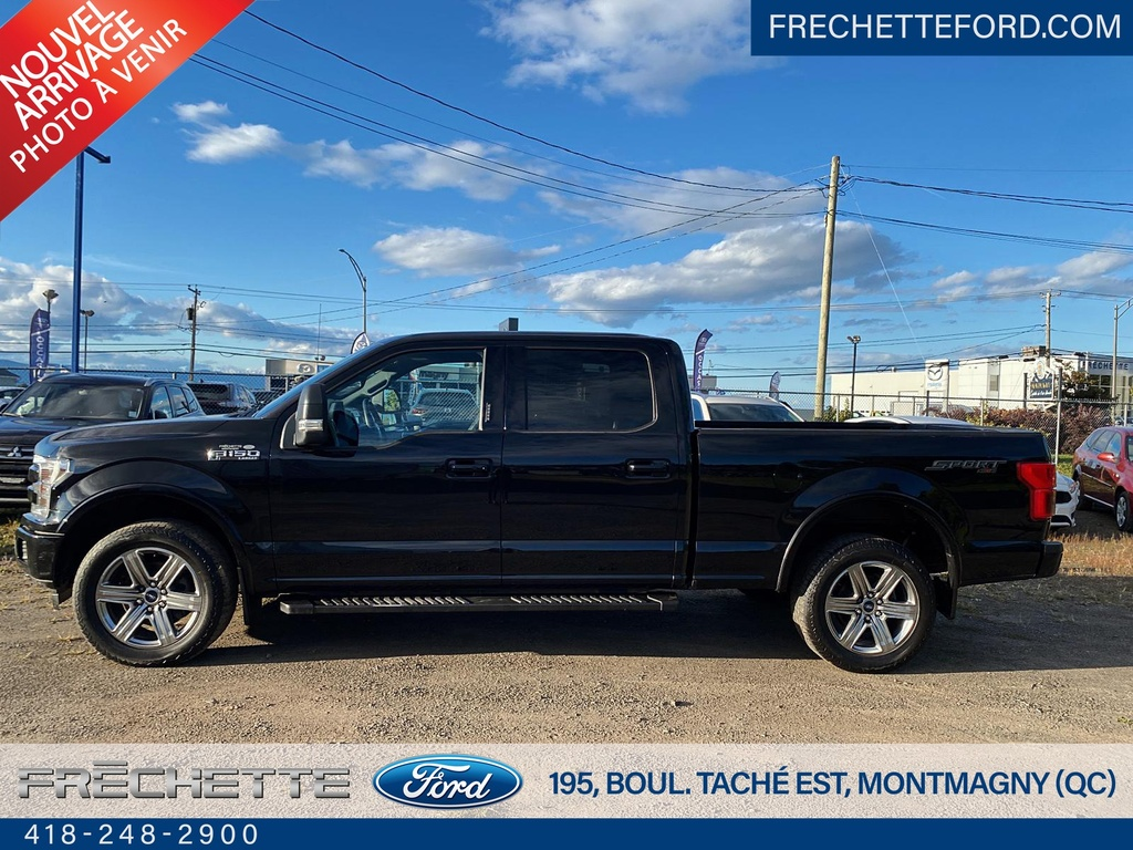 Ford F-150 2019 Montmagny - photo #2