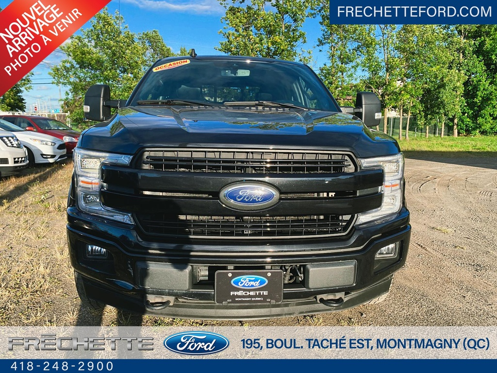 Ford F-150 2019 Montmagny - photo #1