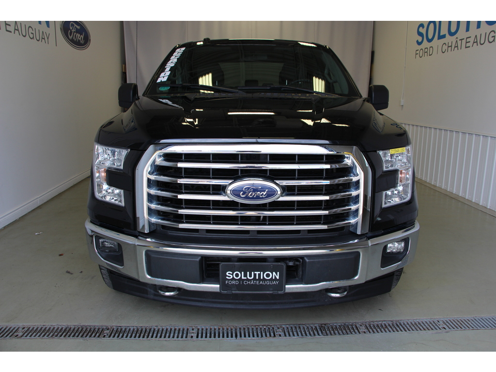 Ford F-150 2017 Châteauguay - photo #4