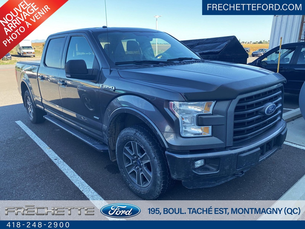 Ford F-150 2016 Montmagny - photo #19