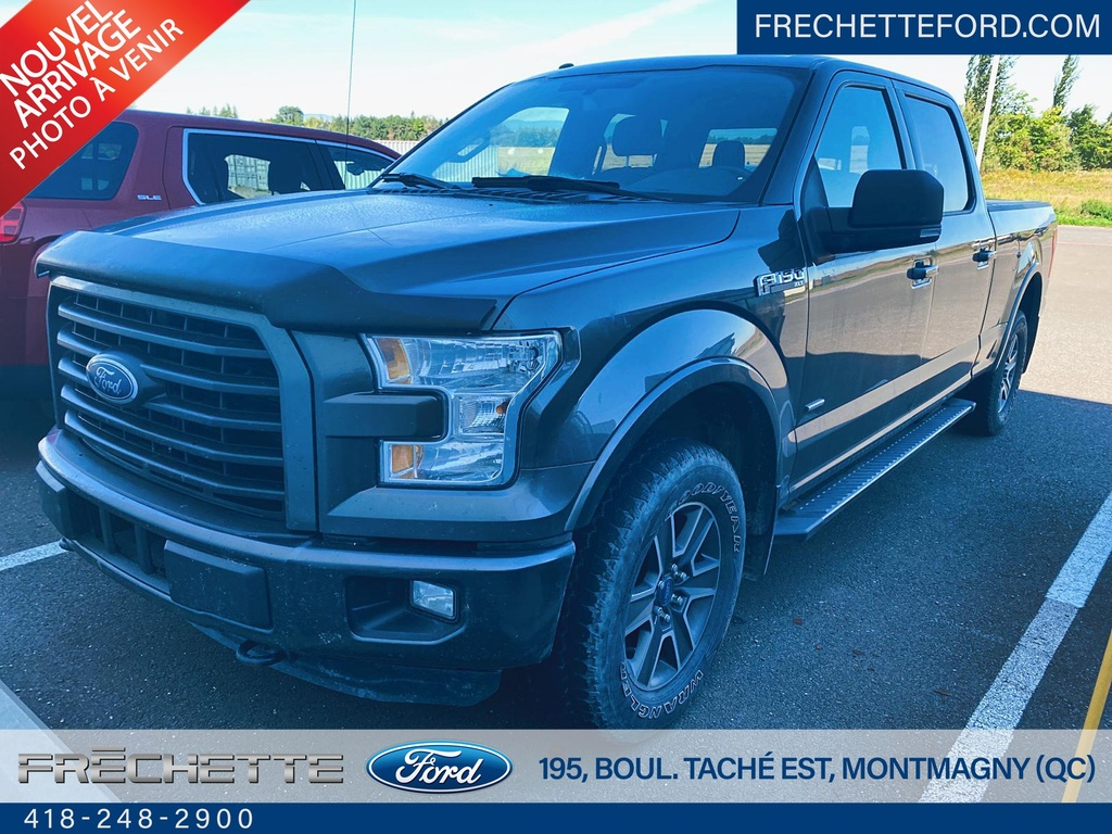 Ford F-150 2016 Montmagny - photo #18