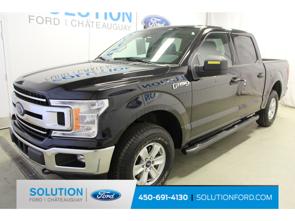 Ford F-150 2019 Châteauguay - photo #0