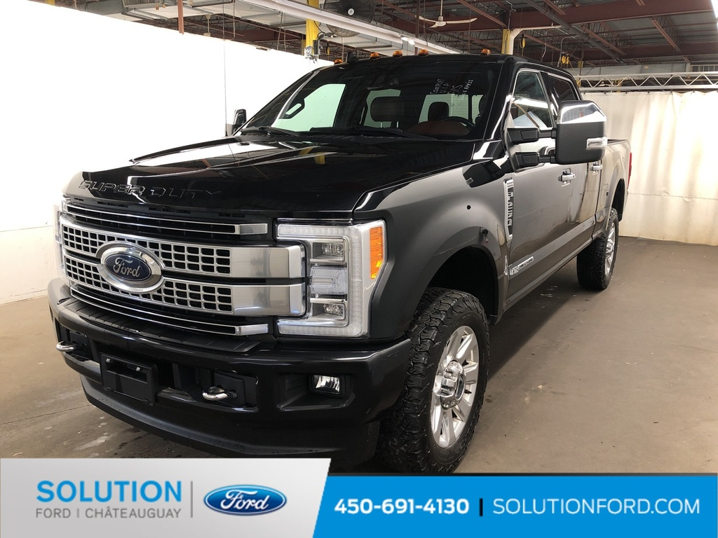 Ford F-250 2019 Châteauguay - photo #0