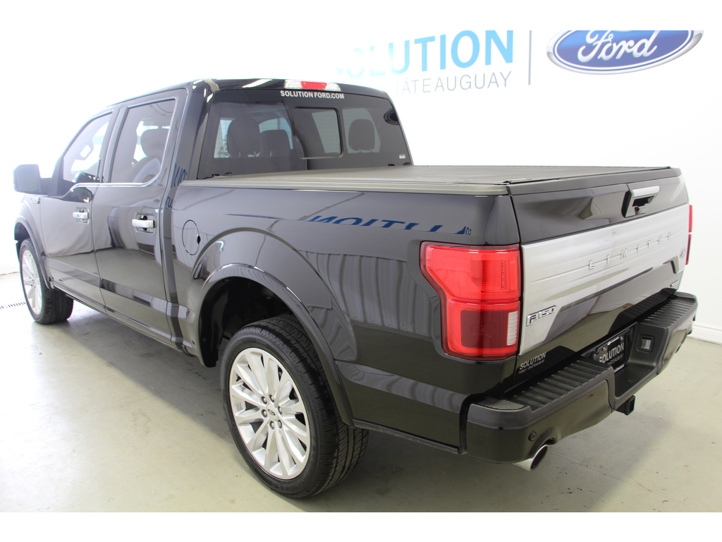 Ford F-150 2019 Châteauguay - photo #3