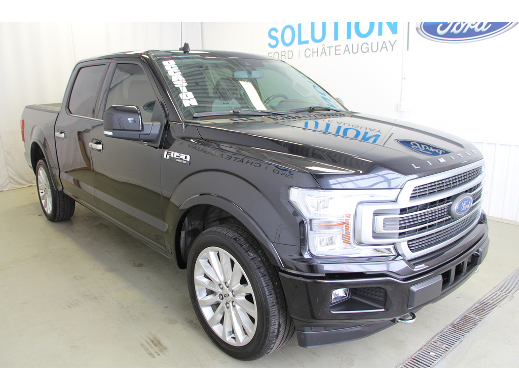 Ford F-150 2019 Châteauguay - photo #1