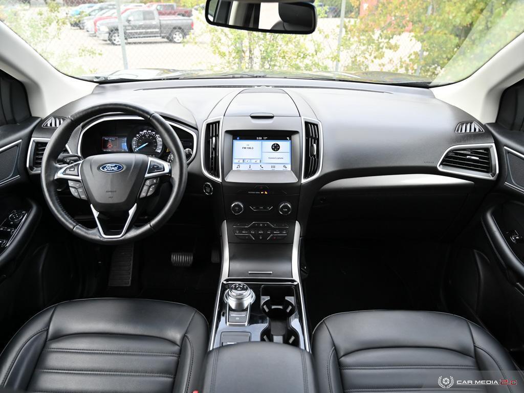 2019 Ford Edge Leather Heated Steering Wheel  BLIS